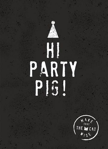 verjaardagskaart vrouw - hi-party-big