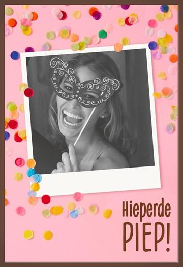 Top Ontwerp zelf je verjaardagskaart foto | Hallmark @PE36