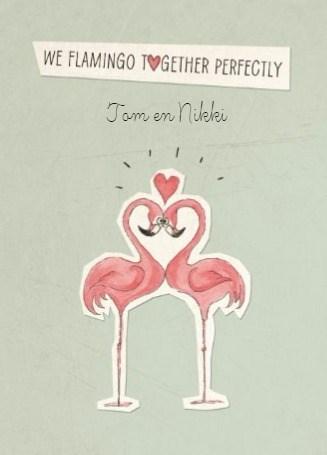 - valentijn-humor-flamingo-together