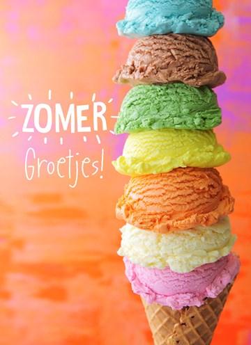 - gekleurd-ijsje-zomer-groetjes