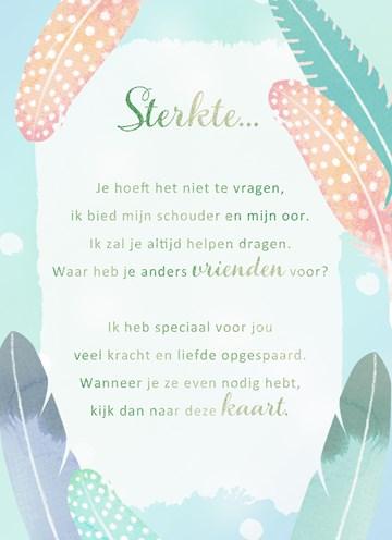 - Sterktekaart-Design-veren-More-than-words