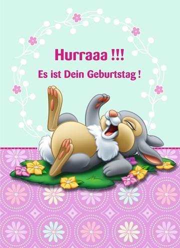 Geburtstagskarte Kind Mädchen - C4E9B134-6FF9-4821-8D0E-6F948DD0CE11