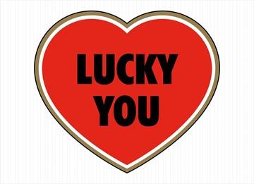 - lucky-you