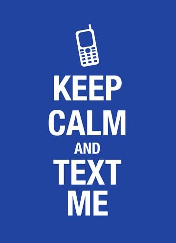 Keep-Calm-Karte - 3A1A9388-A5F6-454C-A386-31E8905B2EFD