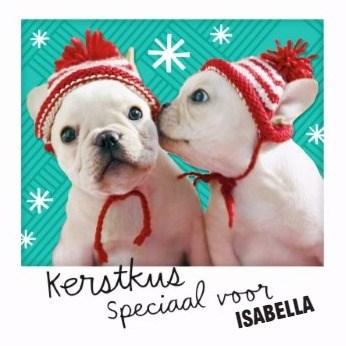Kerstkaart - kerstkaart-kerstkus-speciaal-voor