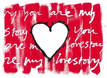 - Valentijnskaart-Ruud-de-Wild-You-are-my-lovestory