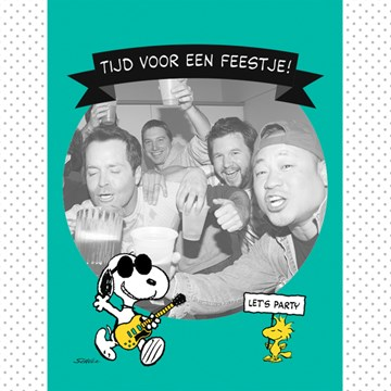 - snoopy-lets-party