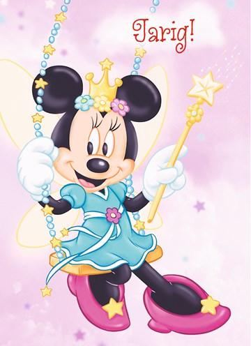 Kaarten Verjaardag kids meisje - Disney   Hallmark