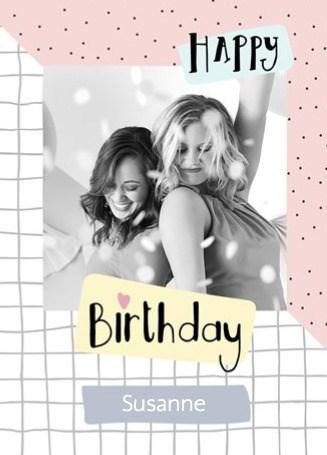 Uitzonderlijk Kaarten Verjaardag vrouw - Best verkocht | Hallmark #VU21