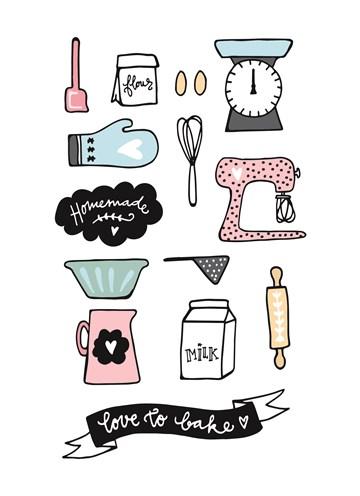 - Keukenspullen