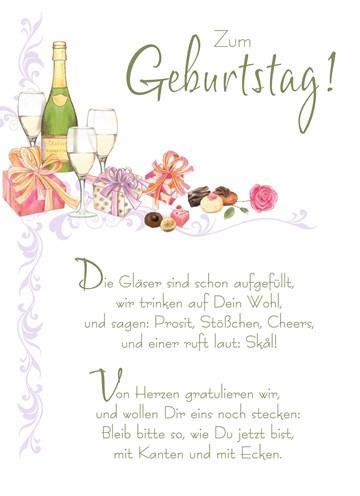 Geburtstagskarte Frau - 701C99C0-50E0-422F-B654-91BAE4E9F97B
