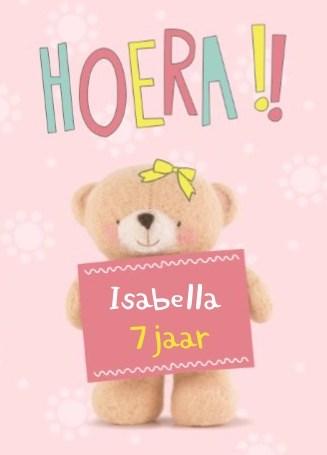 verjaardagskaart vrouw - Hoera-voor-jou