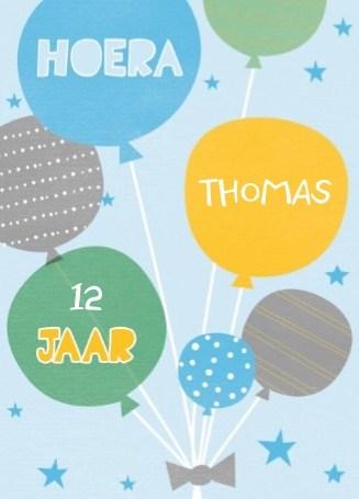 - hoera-verjaardag-met-ballonnen