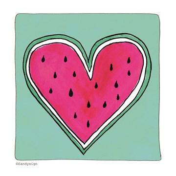 - een-sappig-meloenen-hart-met-een-zomers-tintje