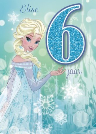 Verjaardagskaart kids - verjaardag-leeftijden-disney-frozen-6