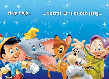 Disney kaart - disney-met-sterren