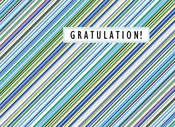 Glückwunschkarte - Gratulationskarte - F96C003F-B2AF-4736-94F6-690507C63FEF