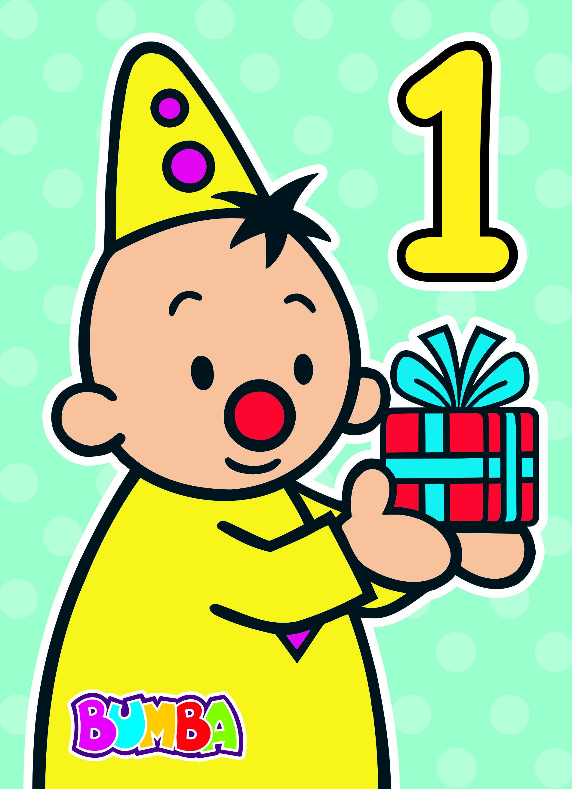Uitnodiging Baby 1 Jaar