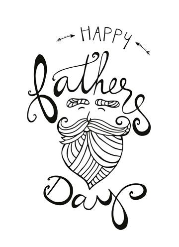 - vaderdag-baard