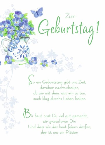 Geburtstagskarte Frau - 66354094-C533-40BE-BA7A-F86364343396