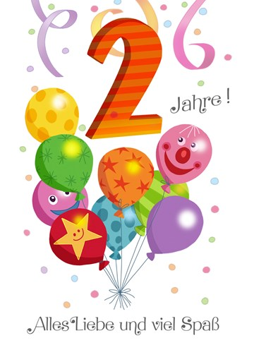 Geburtstagskarte Lebensalter - 4955A573-665F-4F11-93C3-67FE54C16944