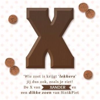 - sinterklaas-chocoladeletter-X