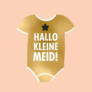 Gold & Fabulous - hallo-kleine-meid-met-je-gouden-romper