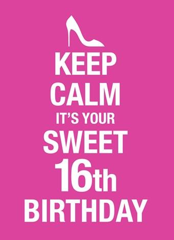 verjaardagskaart 16 jaar Verjaardag Meisje 16 Jaar   ARCHIDEV verjaardagskaart 16 jaar