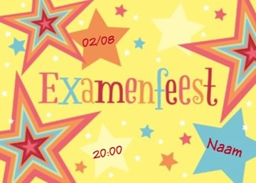 Uitnodiging maken - examenfeest-uitnodiging--