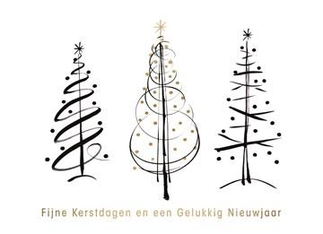 Kerstkaart - kerstkaart-fijne-kerstdagen-en-een-gelukkig-nieuwjaar-kerst