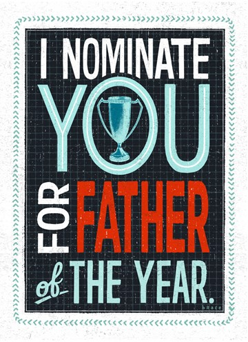 Vaderdag kaart - i-nominate-you-for-father-of-the-year