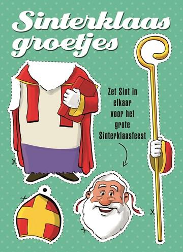 - sinterklaaskaart-Sinterklaas-Groetjes-