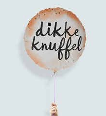 Ballon Dikke Knuffel