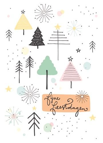 - kerstkaart-fijne-feest-dagen-fun