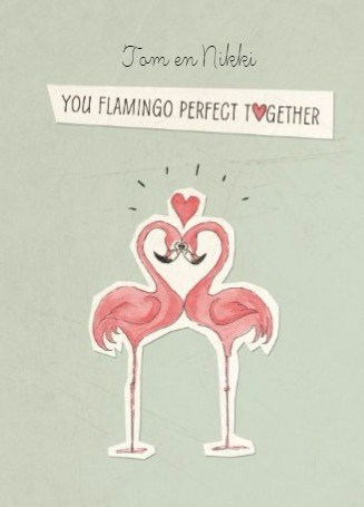 - huwelijk-kaarten-you-flamingo-perfect-together