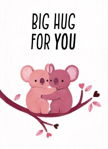 - sterktekaart-Big-hug-for-you-Koala