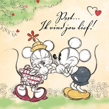 valentijnskaart - valentijn-disney-psst-ik-vind-je-lief