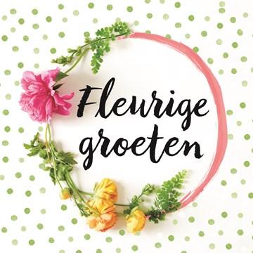 Lente kaart - kaart-fleurige-groeten-met-mooie-lente-bloempjes-
