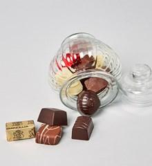 Leonidas Chocolade Kerstboom Bonbons