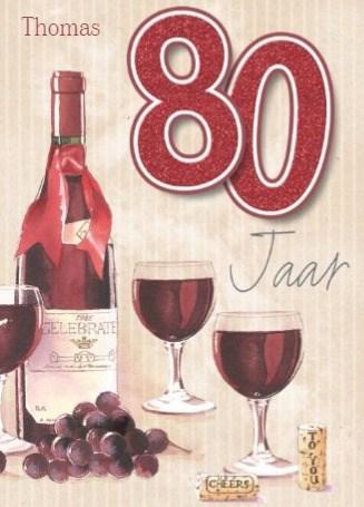80 Jaar Vrouw
