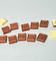 Chocotelegram Happy B-Day
