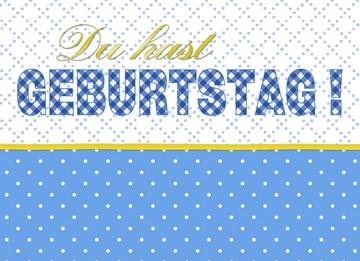 Geburtstagskarte Mann - 997FC838-DA18-4F8C-A336-41DCD3239549