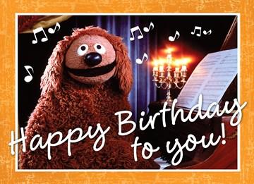 - muppet-hond-zegt-happy-birthday