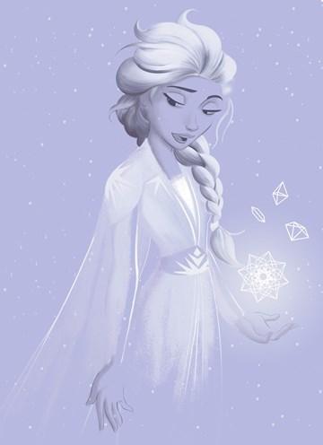 - Verjaardagskaart-meisje-Disney-Elsa