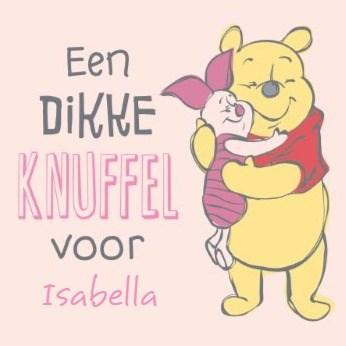 Valentijnskaart - winnie-the-pooh-een-dikke-knuffel-voor