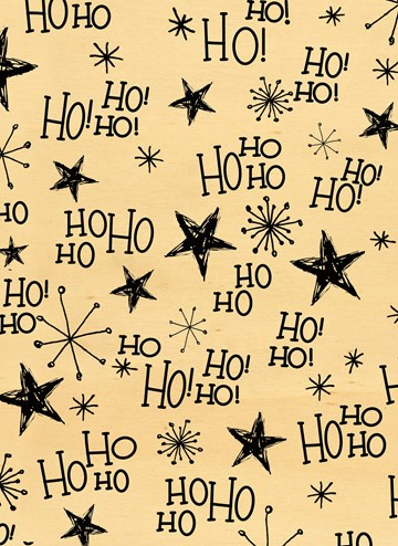 - ho-ho-ho-met-sterren