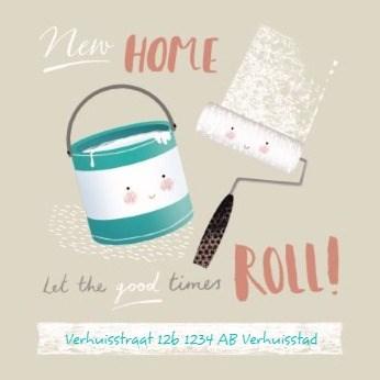 - verhuisbericht-nieuw-huis-new-home-let-the-good-times-roll