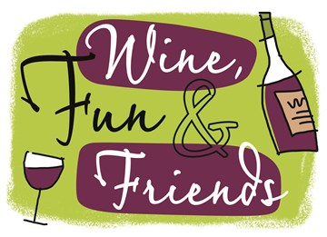 Uitnodiging maken - wine-fun-and-friends