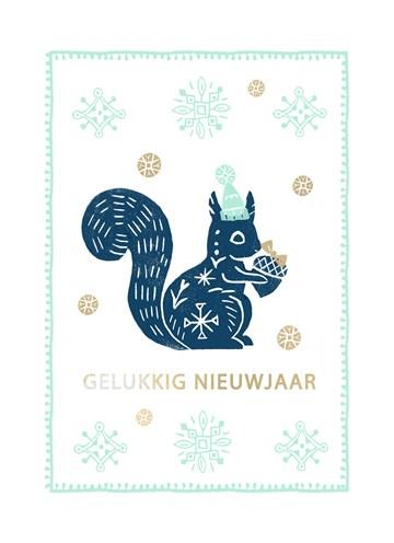 - nieuwjaarskaart-eekhoorn-klassiek