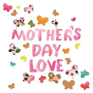 - moederdag-kaart-met-de-tekst-mothersday-love